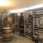 rénovation cave à vin suisse