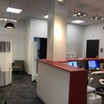 peinture intérieure et rénovation d'un cabinet ophtalmologue